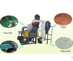 Pcb Board Recycling Machine