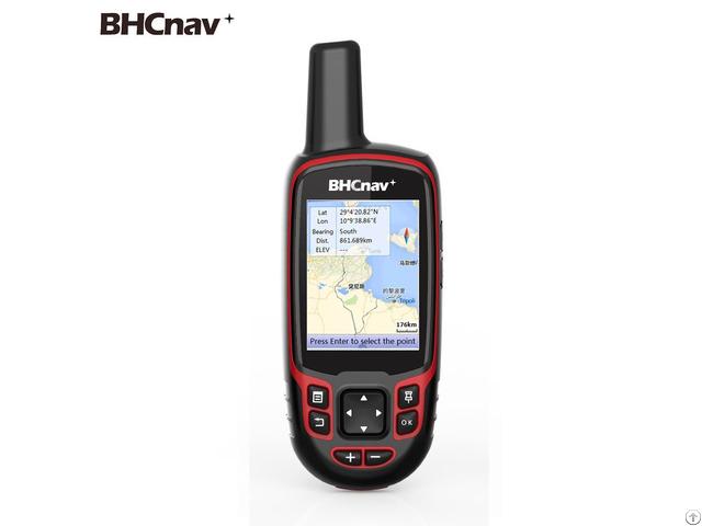 Wearable Navigator Surveying Military Nava F78 Handheld Gps Similar To Garmin Gpsmap 64s