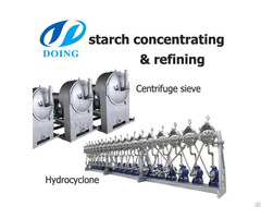 Starch Production Hydrocyclone