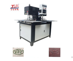 Leather Embossed Heat Sealing Automation Embossing Machine