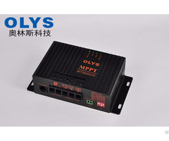 Factory Direct Bluetooth Mobile App Shows Mppt Solar Charge Controller