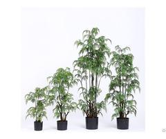 Fake Fern Trees