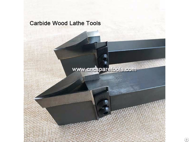 Carbide Wood Lathe Knifes For Woodturning Machine