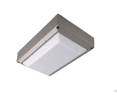 Rectangle Bedside Wall Lamp 20w Die Cast Aluminum 1600lumen