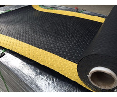 Anti Static Sheet With Warning Edge