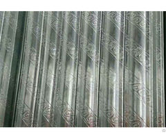 Embossed Square Steel Pipes Supplier