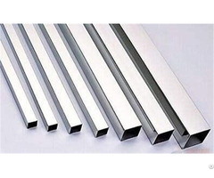 Stainless Square Steel Pipes For Sale