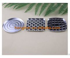 Eyeshadow Aluminum And Iron Metal Pan