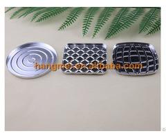 Eyeshadow Aluminum And Iron Metal Pan