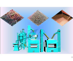 Scrap Copper Cable Wire Recycling Machine
