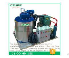 Seawater Dry Ice Making Machine