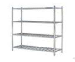 Stainless Steel Storage Rack Ladder Type