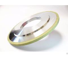 Cylindrical Diamond Wheel For Pcd Reamers