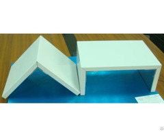 Box Shaped Hem Edge