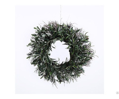 Artificial Olive Leaf Garland