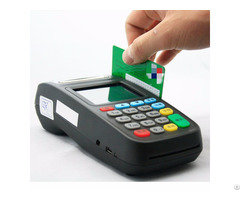 Handheld Smart Pos Terminal For Mobile Payment Autoid Dj V90
