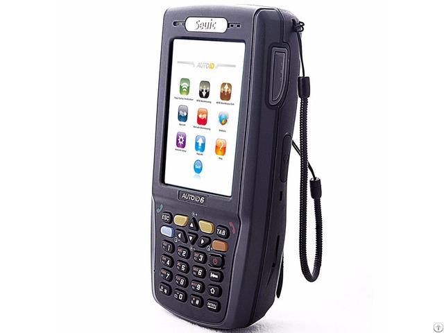 Rfid Uhf Handheld Warehouse Industrial Pda For Barcode Scanning Terminal Autoid U8