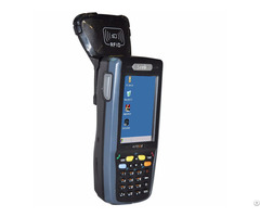 Rfid Uhf Barcode Scanner By Handheld Computer For Warehouse Management Autoid6 U8s