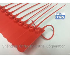 Plastic Seal Tag For Milk Tanker 200mm Tss Rtps200