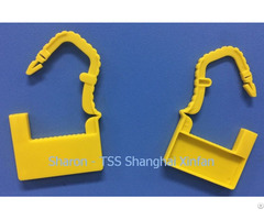 Plastic Padlock Seal For Flight Catering Cart Model No Tss Pl06 Airline Trolley Lock Indicative Tag