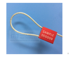 Cable Seal For Petrol Truck Tanker 1 5mm Diameter Model No New Tss Cf1 5t