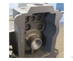 Foudry Casting Parts Gearboxes Housing