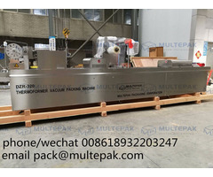 Multepak Thermoforming Vacuum Packing Machine