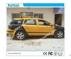 Digital Taxi Advertising Led Display Screen