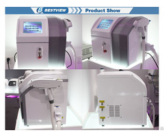 More Q Switched Nd Yag Laser Tattoo Removal Machines Are Ordered