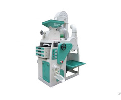Mlnj20 15 1ton H Capacity Automatic Mini Rice Mill Machine