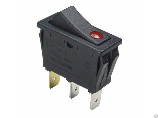 Sc792 Baokezhen 15a 125 250vac Waterproof Power Rocker Switch Manufacturer