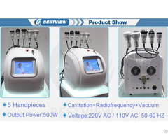 Cavitation Rf Body Slimming Machine For Sale