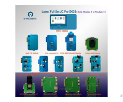 Jc Pro1000s Iphone Chip Programmer Mobile Phone Icloud Unlock Repair Tool