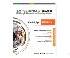 The 8th Thailand Auto Parts And Accessories 2018 From China Lutong