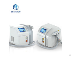Best Q Switch Nd Yag Laser Tattoo Removal Machine For Sale