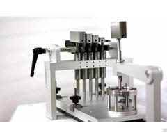 Multi Functional Scratch Test Machine
