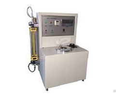 Medical Testiles Air Flow Resistance Test Machine