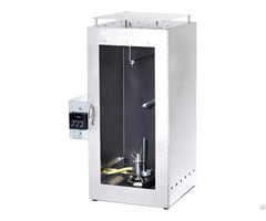 Vertical Flammability Test Machine
