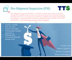 Pre Shipment Inspection Psi Service
