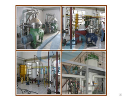 Mini Palm Oil Refining Machine