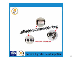 High Quality Mitsubishi Diamond 1000 Gripper Bars Offset Printing Machine Spare Parts