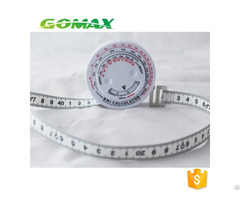 Waist Body Fat With Math Tape Measure