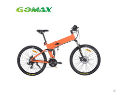 36v 250w 60 70kph Aluminum Folding Electric Bike Adult Walking Battery Powered Bicycle