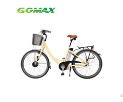Wholesale Mid Drive Aluminium Alloy Flying Power City Electric Cargo Bicycle