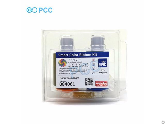 Compatible Fargo Pcc 84061 Color Ribbon 500 Images Ymcfk