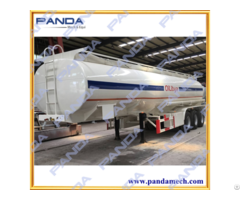 Panda 3 Axles 40cbm Fuel Tanker For Sale