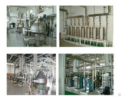 Turnkey Project Edible Oil Refinery Plant