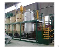 30tpd Sunflower Oil Refining Machine
