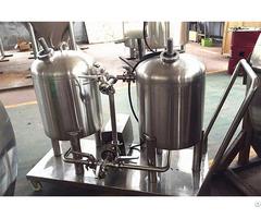 50l Cip Beer Equipment