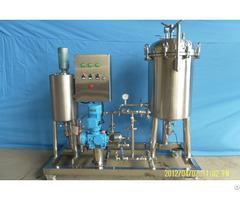 200l Vane Type Diatomite Filter